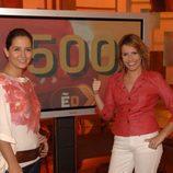 Mercedes Torre y Pilar García Muñiz