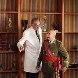 Juan Lombardero y Manuel Alexandre