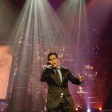 David Bustamante participa en la 'Gala FAO Mira quién baila'
