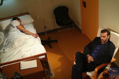 Luis Merlo en 'El internado'