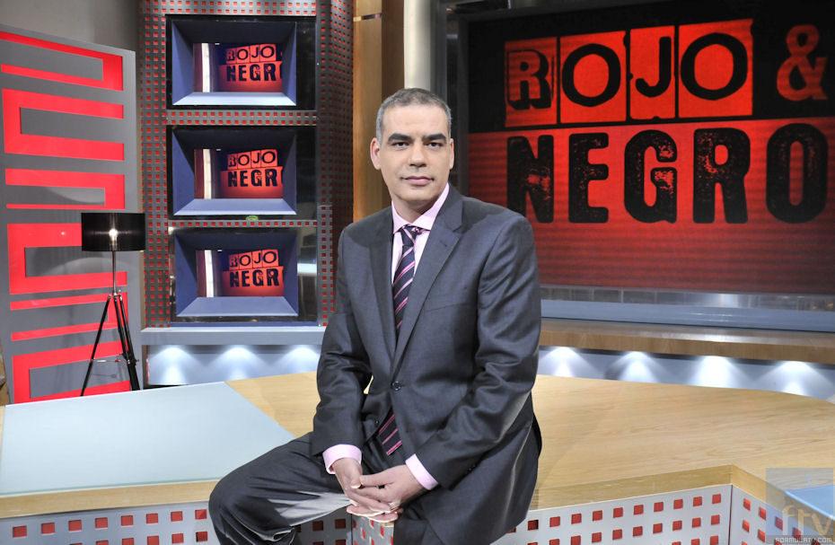 Nacho Abad al frente de 'Rojo y negro'