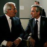 Antonio Alcántara y Pablo Ramírez establecen una conversación