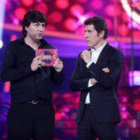 Raúl Pérez gana la quinta gala de 'Tu cara me suena'