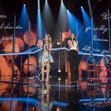 """Nerea y Amaia cantan """"Las cuatro y diez"""" en la gala 1 de 'OT 2017'"""