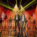 "Roi Méndez y Ricky Merino cantan ""Tu enemigo"" en la gala 1 de 'OT 2017'"