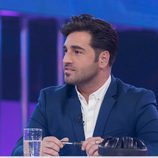 David Bustamante como jurado en la gala 1 de 'OT 2017'