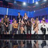 Aitana se convierte en la favorita del público en la gala 1 de 'OT 2017'