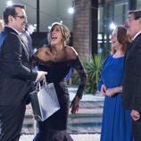 Bruno Quiroga y la Chusa, salen de cena en el quinto episodio de la décima temporada de 'La que se avecina'