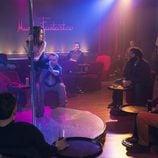 Lola trabaja como striper en el quinto episodio de la décima temporada de 'La que se avecina'