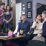 Menchu y Fermín curan a Josito en el quinto episodio de la décima temporada de 'La que se avecina'
