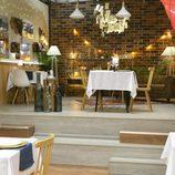 Nueva zona superior en el restaurante de 'First Dates