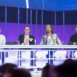 Wally López, jurado en la Gala 2 de 'OT 2017'