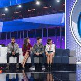 Ana Guerra, Aitana, Juan Antonio y Roi, nominados en la Gala 2 de 'OT 2017'