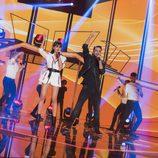 """Aitana y Agoney interpretan la canción """"Can't stop the feeling"""" en la gala 2 de 'OT 2017'"""