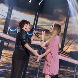 """Marina y Mireya cantan """"Sentir"""" en la Gala 2 de 'OT 2017'"""