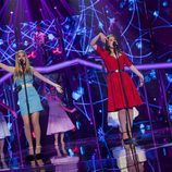 "Nerea y Thalía cantan ""Will you still love me tomorrow"" en la Gala 2 de 'OT 2017'"