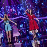 """Nerea y Thalía cantan """"Will you still love me tomorrow"""" en la Gala 2 de 'OT 2017'"""