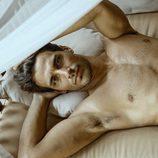 Jaime Astrain, nuevo colaborador de 'El chiringuito de Jugones', posa sensual