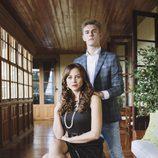 Leonor Watling y Patrick Criado, nuevas incorporaciones de la serie de Mediaset 'Vivir sin permiso'