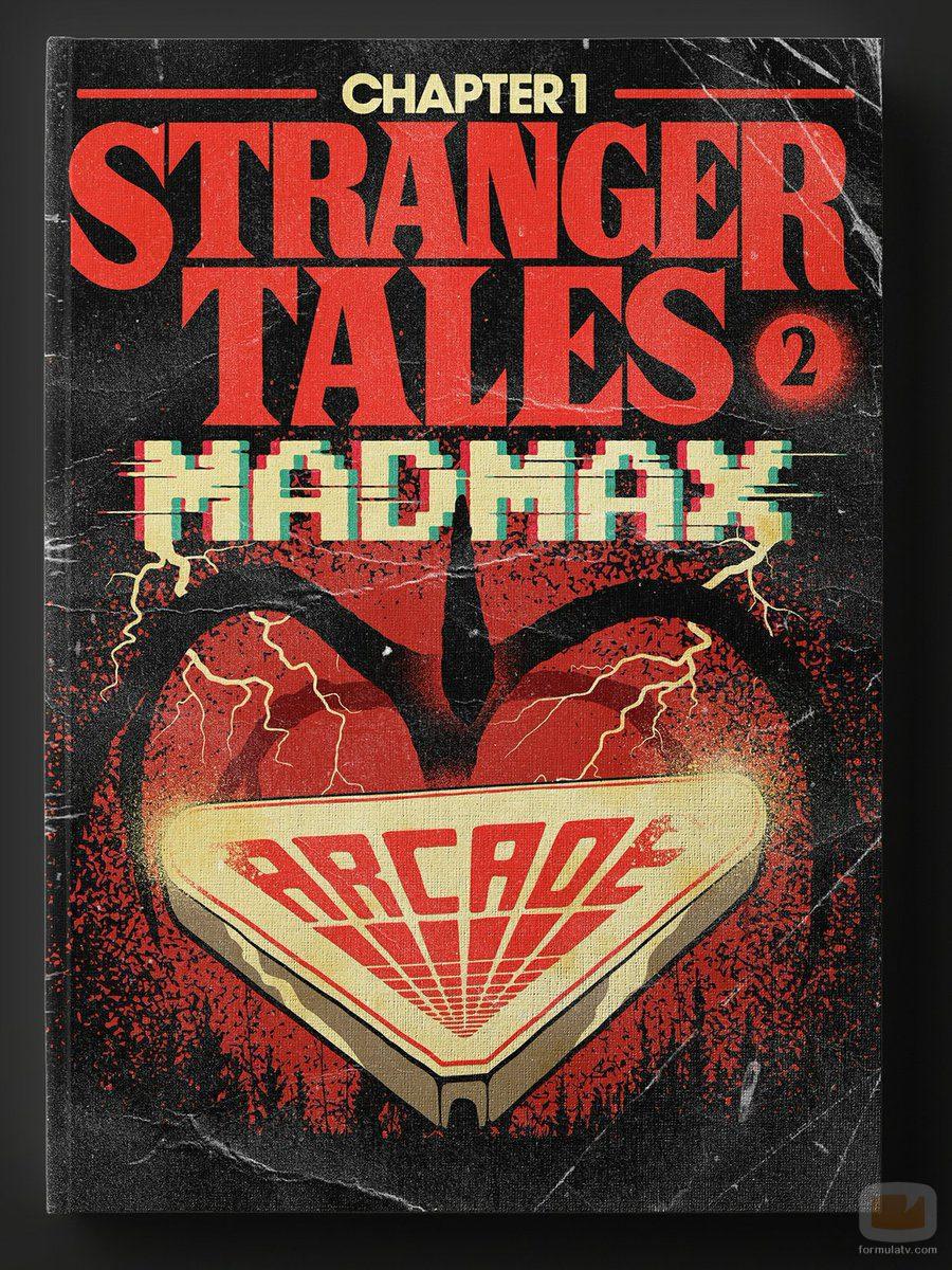 Capítulo 1 de la segunda temporada de 'Stranger Things' como si fuera un libro