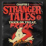 Capítulo 2 de la segunda temporada de 'Stranger Things' como si fuera un libro