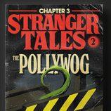 Capítulo 3 de la segunda temporada de 'Stranger Things' como si fuera un libro