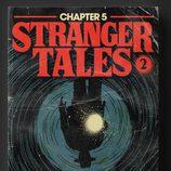 Capítulo 5 de la segunda temporada de 'Stranger Things' como si fuera un libro