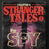 Capítulo 6 de la segunda temporada de 'Stranger Things' como si fuera un libro