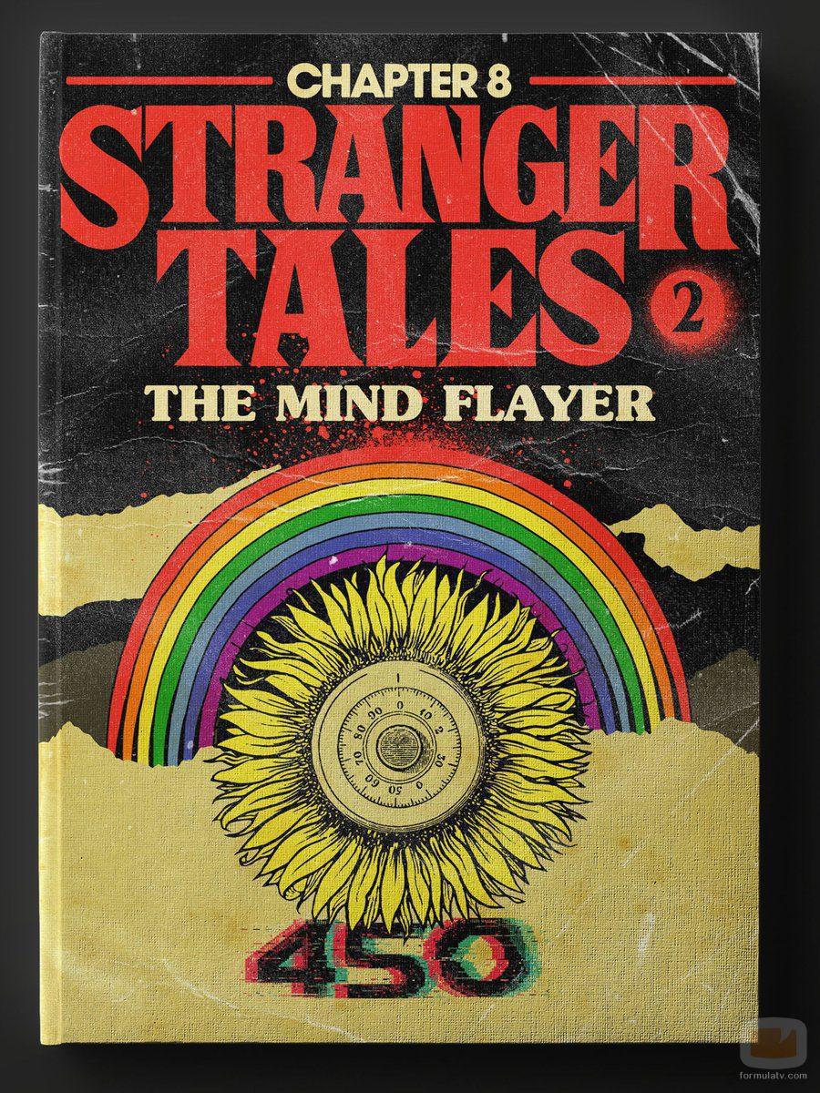 Capítulo 8 de la segunda temporada de 'Stranger Things' como si fuera un libro