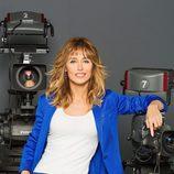 Emma García, presentadora de 'Mujeres y Hombres y viceversa', también en su nueva etapa