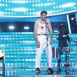 David Amor como Lain en la gala 7 de 'Tu cara me suena'