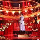 Diana Navarro es María Callas en la gala 7 de 'Tu cara me suena'