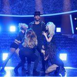 Fran Dieli imita a Jason Derulo en la gala 7 de 'Tu cara me suena'