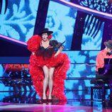 La Terremoto se viste de Marujita Díaz en la gala 7 de 'Tu cara me suena'