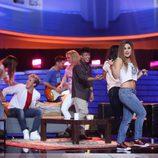 Lucía Gil es Conchita en la gala 7 de 'Tu cara me suena'