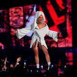 Rita Ora en los MTV EMAs 2017
