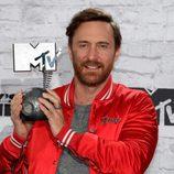 David Guetta en los MTV EMAs 2017