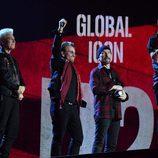 U2 en los premios MTV EMAs 2017