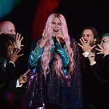 Kesha en los MTV EMAs 2017
