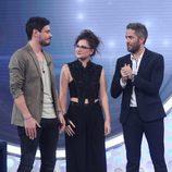 Cepeda y Thalía, nuevos nominados en la gala 3 de 'OT 2017'
