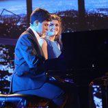 "Alfred y Amaia interpretan a dúo ""City of stars"" en la gala 3 de 'OT 2017'"