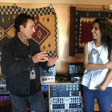 Ana Pastor con Manolo García en '¿Dónde estabas entonces?'