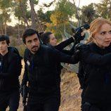 Los protagonistas de la nueva serie de Antena 3, 'Cuerpo de élite'