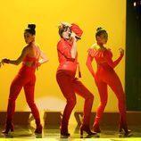 Lucía Jiménez canta y baila imitando a Camila Cabello en 'Tu cara me suena'