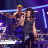 Miquel Fernández es Lenny Kravitz en la octava gala de 'Tu cara me suena'
