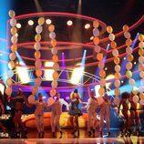 Pepa Aniorte se convierte en una ex Spice Girl en la Gala 8 de 'Tu cara me suena'