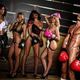 David Lafuente posa totalmente desnudo para Primera Línea