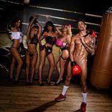 David Lafuente se desnuda por completo para la revista Primera Línea