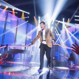 Alfred García se convierte en el favorito de la Gala 4 de 'OT 2017'