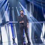 Cepeda canta su tema elegido para salvarse de la expulsión en la Gala 4 de 'OT 2017'